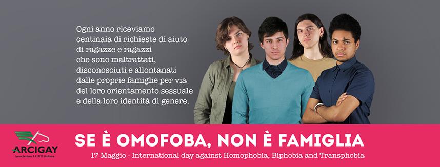 giornata omofobia
