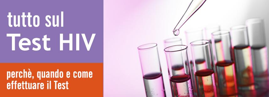 Tutto sul Test Hiv