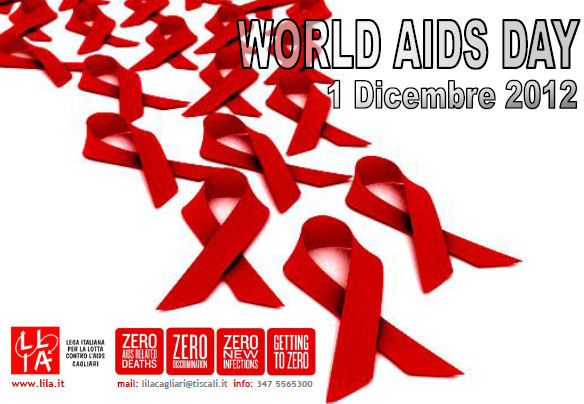 LILA Cagliari - World Aids Day
