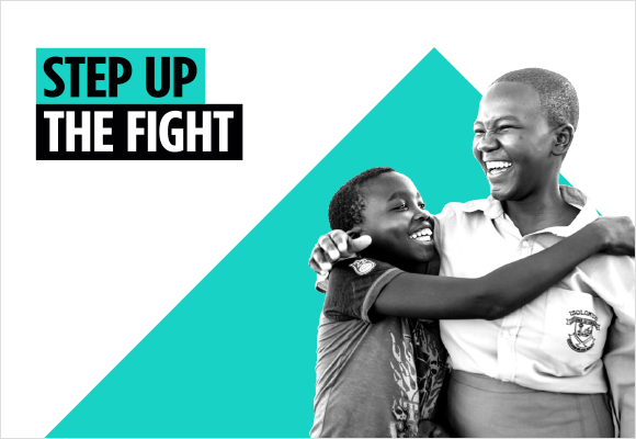 stepupthefight homepage highlight